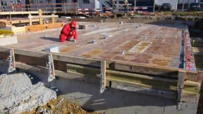 Опалубка для монолитного строительства: виды и характеристики конструкций