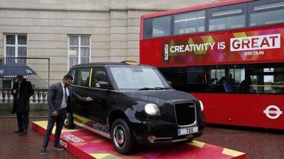 Китайский автоконцерн Geely приступил к сборке знаменитых лондонских кэбов