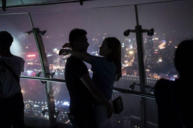 В Шанхае открылась смотровая площадка на 118-м этаже