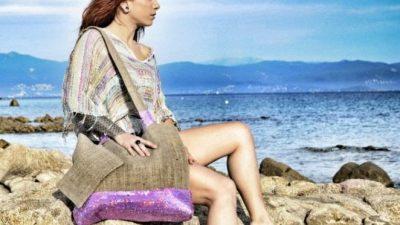 Пляжная сумка — стильный летний аксессуар
