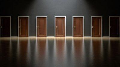 Какие двери выбрать в квартиру