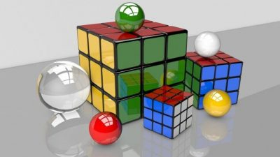 Кубик Рубика — самая популярная в мире головоломка