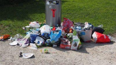 Как решают проблему вывоза мусора в Москве