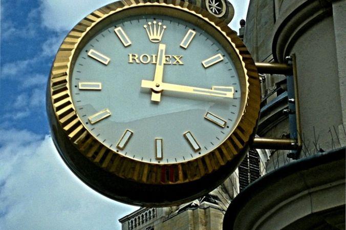 Часы Rolex у бутика Juwelier Leicht в Дрездене. Фото: stux/pixabay.com/CC0 Public Domain | Epoch Times Россия