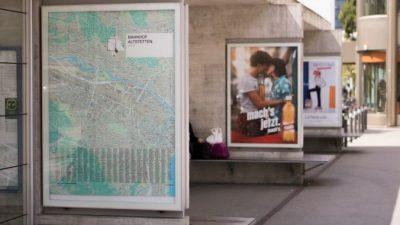 Особенности московской наружной рекламы