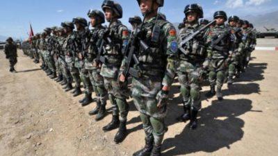 Китай разворачивает элитные бригады вблизи северокорейской границы