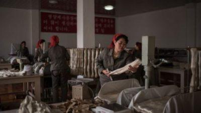 Китайские предприятия получили указание не нанимать граждан Северной Кореи