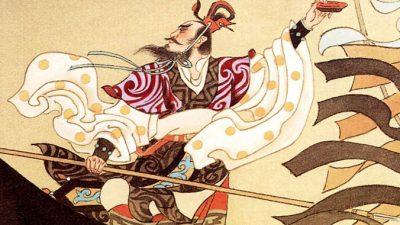 Традиционная культура Китая: Великодушный Цао Цао и его прадед