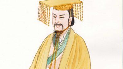 Император Мин-ди почитал своего учителя и прислушивался к советам