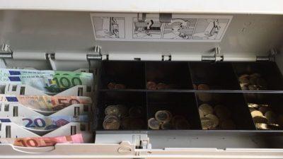 Московские предприниматели устанавливают новые кассовые аппараты