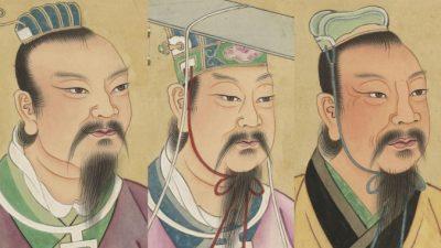 Древний Китай: Император Яо передал власть не сыну, а более способному человеку