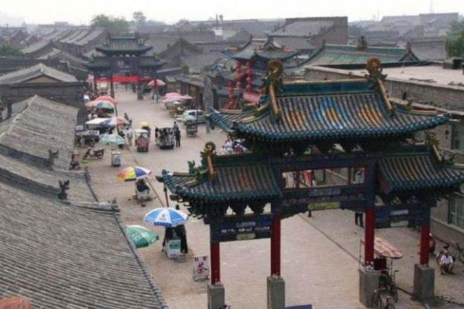 Старая улица в Пинъяо, провинция Шаньси, Китай. Фото: CC BY SA 3.0 | Epoch Times Россия