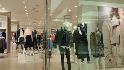 Европейские магазины одежды и их представительства в России
