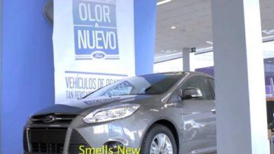 «Форд» пытается избавить чувствительных китайцев от запаха нового автомобиля