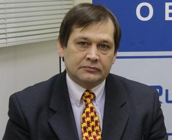 Ричард Хейнсворт, сертифицированный финансовый аналитик (CFA). Фото: Ульяна Ким /Великая Эпоха   Epoch Times Россия