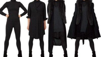 Как комфортно и элегантно одеться зимой?