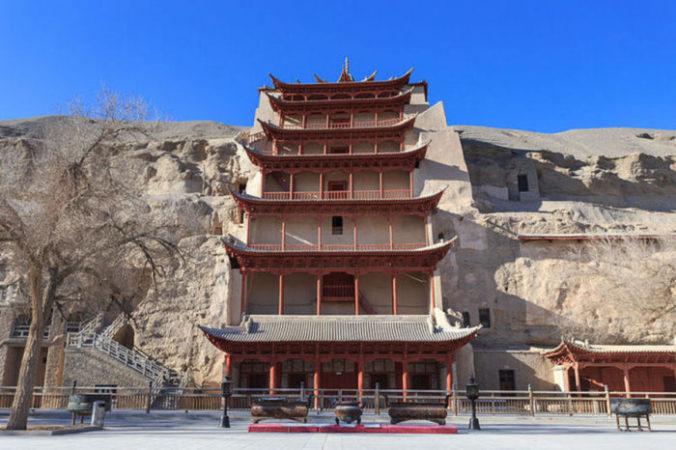 Защитят ли VR и 3D-карты памятники культуры Китая от туристов, землетрясений и изменения климата?