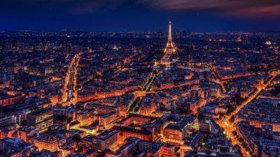 От уныния к свету. Как французский художник преображает города