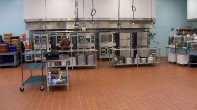 Подтоварники для профессиональной кухни