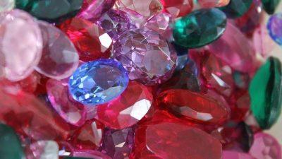 Драгоценные камни. Неповторимый хакманит