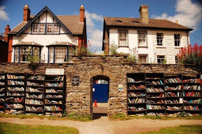 Хей-он-Уай ― город книг, Великобритания. Фото: Nexxo/commons.wikimedia.org/ public domain   Epoch Times Россия