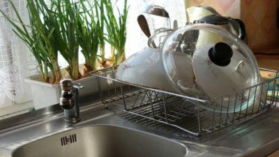 Смеситель на кухню: надёжность и функциональность