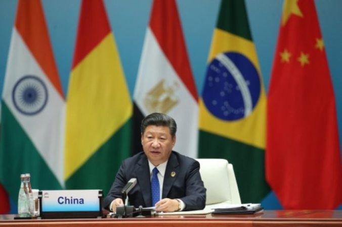 Лидер Китая Си Цзиньпин в Сямыне, провинция Фуцзянь, Китай, 5 сентября 2017 года. Фото: WU HONG/AFP/Getty Images | Epoch Times Россия
