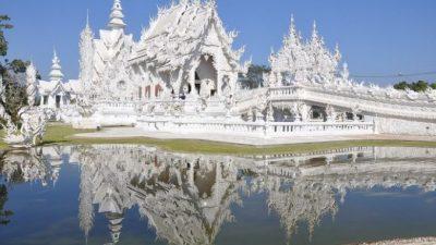 Белый храм — жемчужина Таиланда
