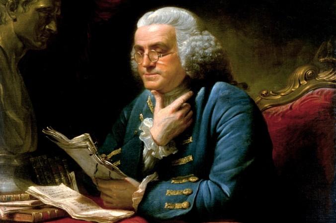 Бенджамин Франклин. Фото: Public Domain | Epoch Times Россия