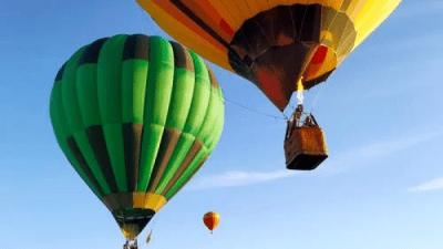 На воздушном шаре до древнего Мрак-У ― города восточного великолепия