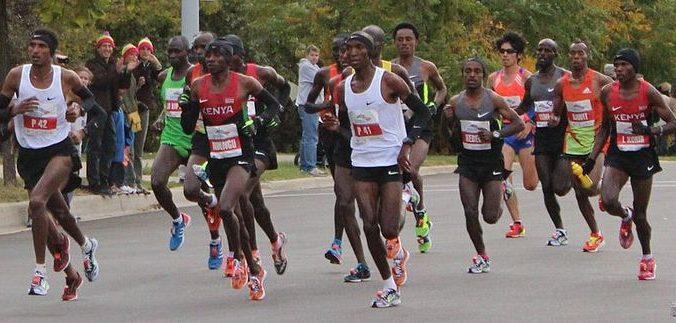 Итальянец выиграл марафон, потому что соперники побежали в другую сторону