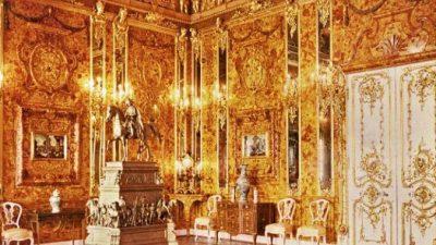 Янтарную комнату ищут в пещерах у Дрездена