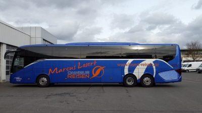 Путешествуем на автобусе