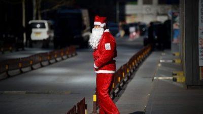 Нет Рождеству! Китайским студентам запретили отмечать западные религиозные праздники