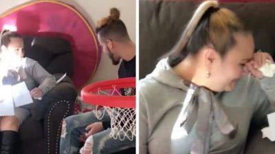 Сын подарил больной маме необыкновенный подарок, который спасёт её жизнь