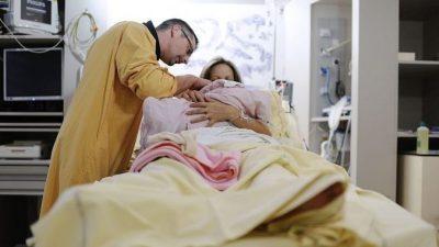 Доктор сказал папе новорождённого: «Это чудо, что ваш ребёнок выжил»