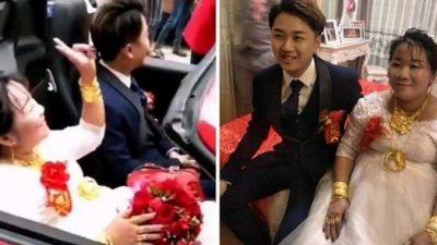 Родители 23-летнего жениха согласились на свадьбу с 38-летней невестой за 800 000 $