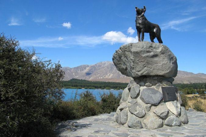 Памятник собаке. Фото:  Pavel Špindler/commons.wikimedia.org/CC BY 3.0   Epoch Times Россия