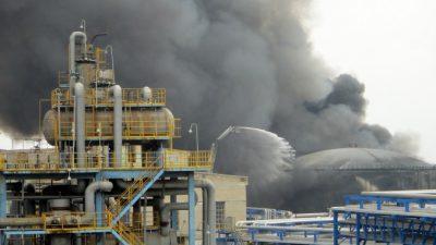 Три китайца украли нефть из трубопровода на $70 миллионов