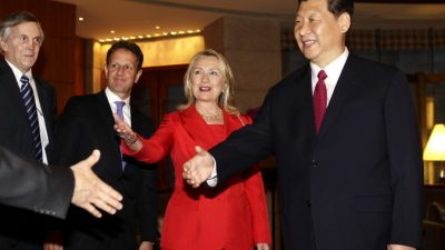 Wikileaks: Хиллари Клинтон в письмах хвалила китайского лидера Си Цзиньпина