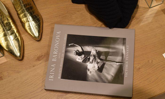 Новая книга Виктории Тенант