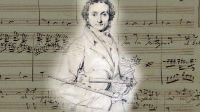 Никколо Паганини: Музыка — костёр души
