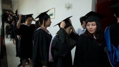 Скандал в МГЛУ: 200 выпускников останутся без дипломов