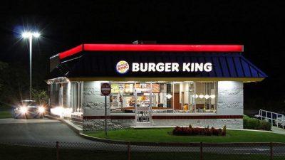 Кафе «Бургер Кинг» обеспечило смертельно больную собаку бесплатными чизбургерами до конца жизни