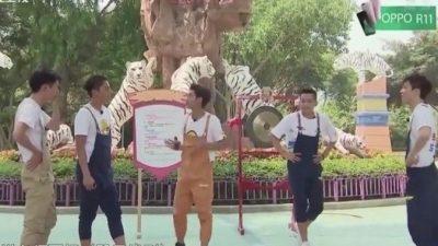 Телевидение Китая «замазывает» мочки популярным ведущим из-за запрета на серёжки. Новый виток партийной цензуры