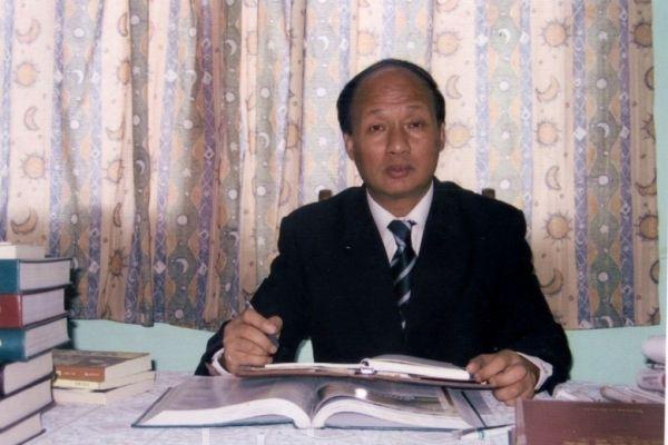 Чжэн Эньчун, шанхайский адвокат по правам человека. Фото: Epoch Times   Epoch Times Россия