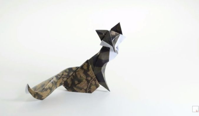 Скриншот: HTQuyet Origami/youtube.com | Epoch Times Россия
