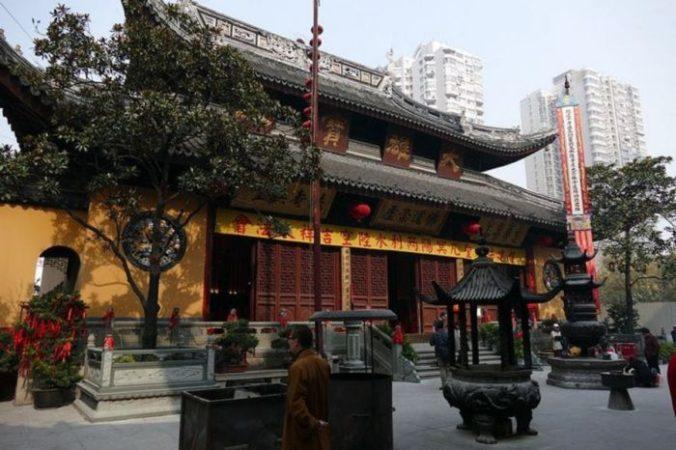 Храм нефритового Будды, Шанхай, Китай. Фото: Герман Луйкен/commons.wikimedia.org/CC BY-SA 4.0   Epoch Times Россия