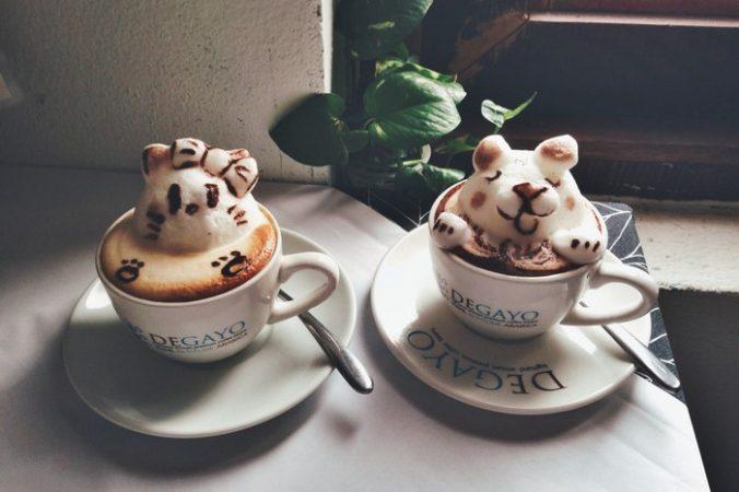 3D арт из молочной пены. Фото: amelia soo/flickr.com/CC BY 2.0 | Epoch Times Россия