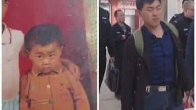 8-летнего мальчика похитили по дороге домой из школы. Только через 21 год он воссоединился с семьёй